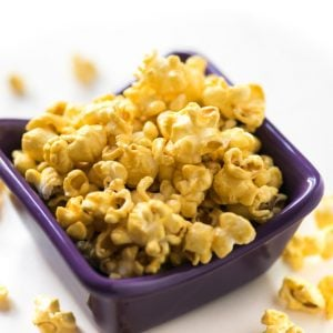 Easy Caramel Popcorn You Have to Make TODAY