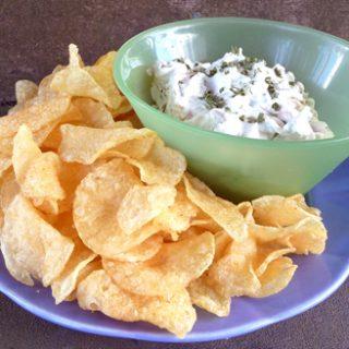 Sweet Onion Dip | heatherlikesfood.com