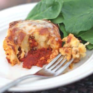 Lasagna Rolls Ups