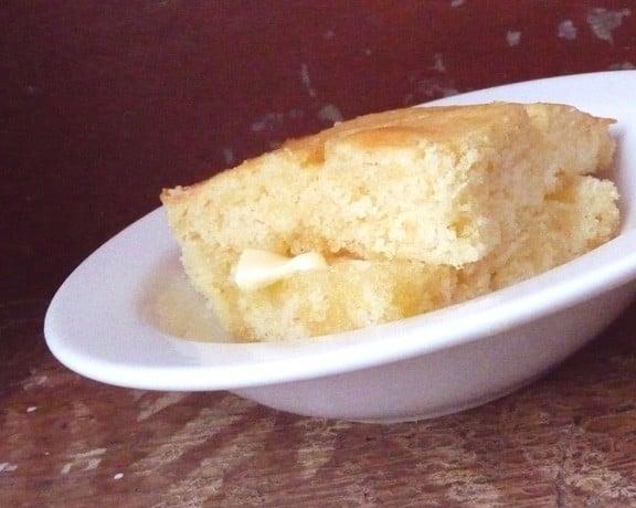 Biscuit Mix Corn Bread