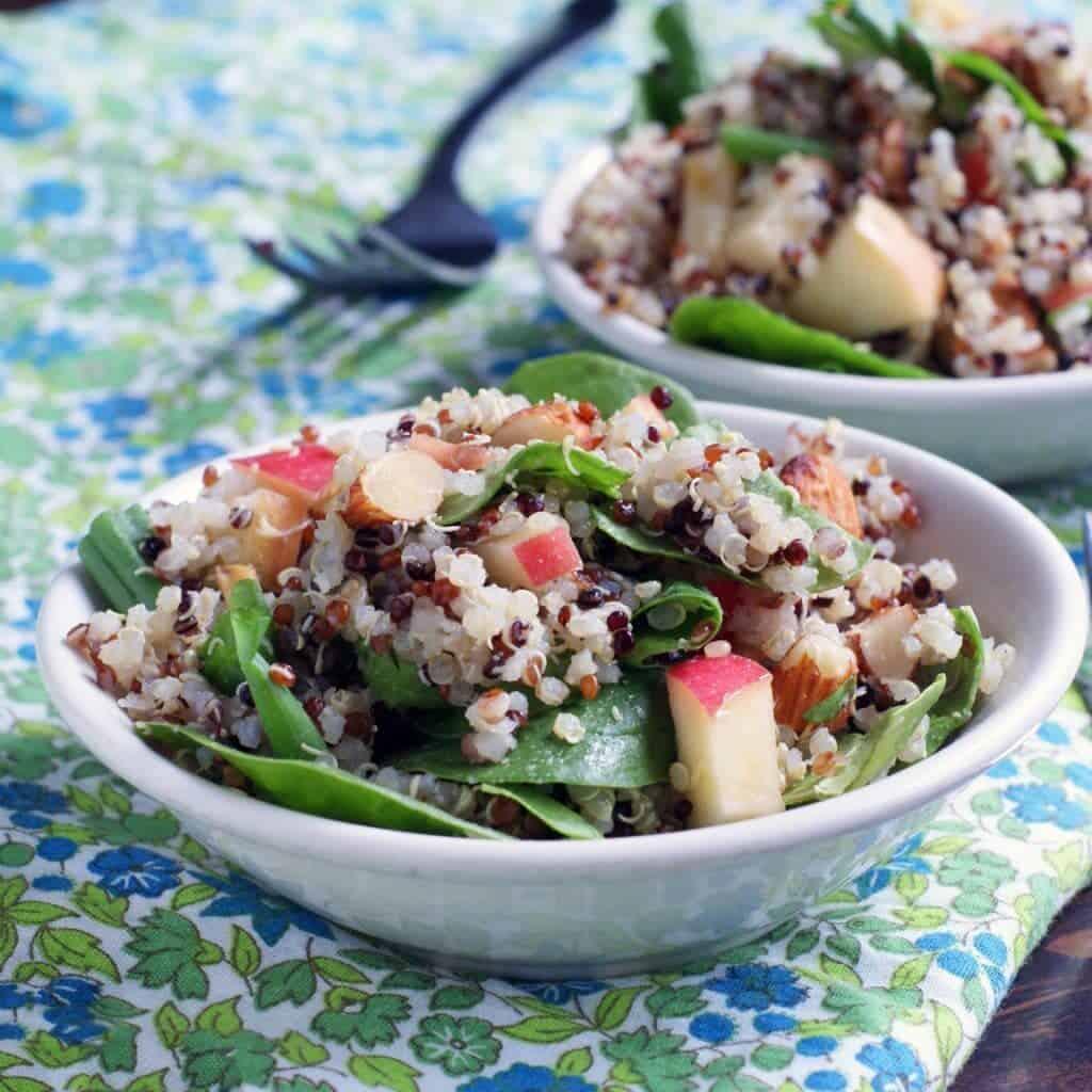 Quinoa Apple Salad