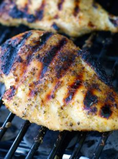 Basic Grilled Chicken