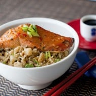 Asian Pear Fried Rice