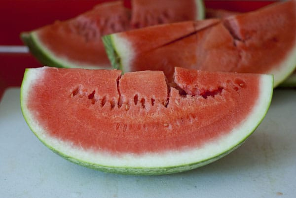 The Best Way to Cut a Watermelon | heatherlikesfood.com