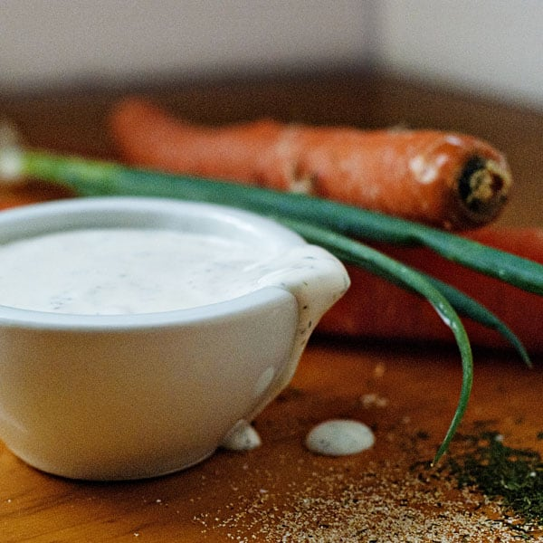 The BEST ranch dressing Mix