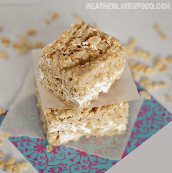 Ultimate Rice Crispy Treats