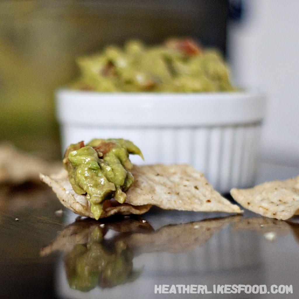 The BEST Guacamole | heatherlikesfood.com