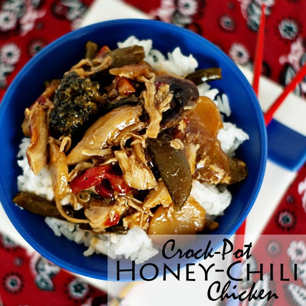 Honey Chili Chicken
