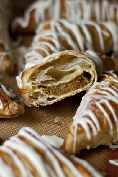 Pumpkin Turnovers {Thanksgiving Blitz #6}