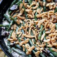 Green Bean Casserole Redeux {Thanksgiving Blitz #5}