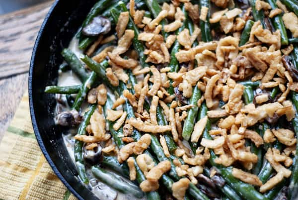 Green Bean Casserole Redeux