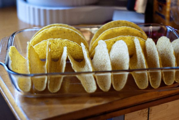 Baked Crunchy Taco Casserole