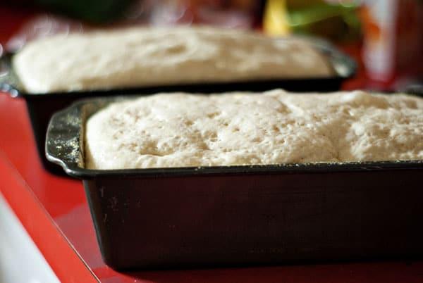 English Muffin Toaster Bread