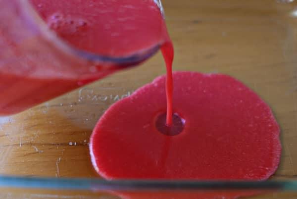 SONY Valentine's Day Jello Squares