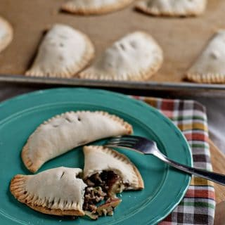 Irish Beef Pasty | Heatherlikesfood.com