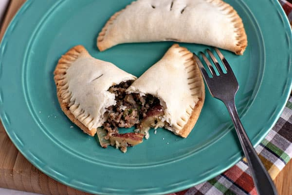 Irish Beef Pasty