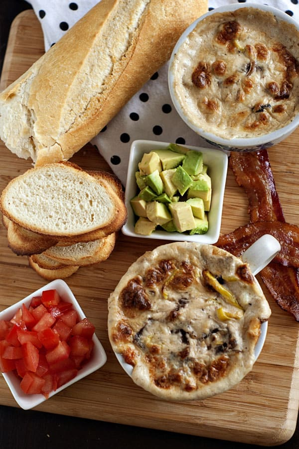 Ultimate California Cheesesteak Dip | heatherlikesfood.com