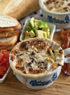Ultimate California Cheesesteak Dip   heatherlikesfood.com