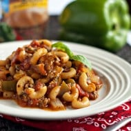 Sweet and Smoky Goulash