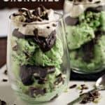 Homemade Ice Cream Cake Crunchies