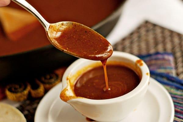 Homemade Enchilada Sauce   heatherlikesfood.com