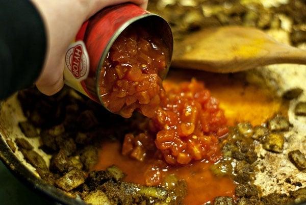 Sweet Potato and Chickpea Curry | heatherlikesfood.com