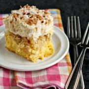 Hawaiian Wedding Cake | heatherlikesfood.com