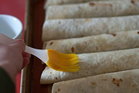 Bean and Cheese Roll Ups | heatherlikesfood.com