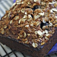 Grains For Your Brain: Whole Wheat Banana Blueberry Bread & Giveaway!
