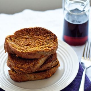 Really Crunchy French Toast | heatherlikesfood.com