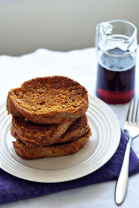 Really Crunchy French Toast