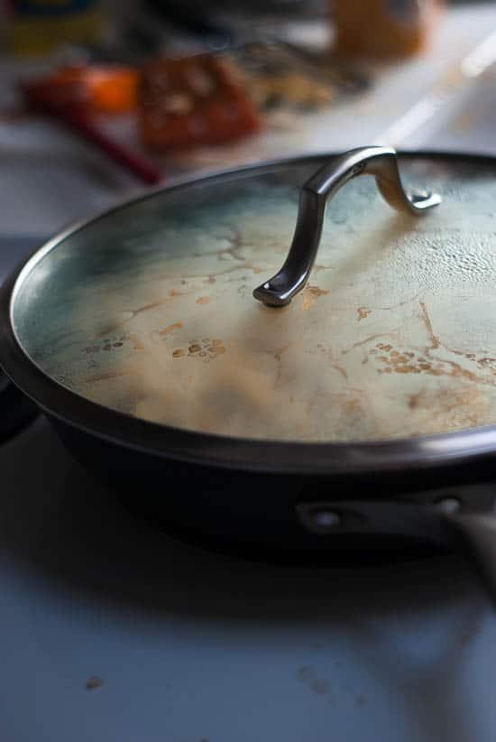 Easy Beef Enchilada Skillet | heatherlikesfood.com