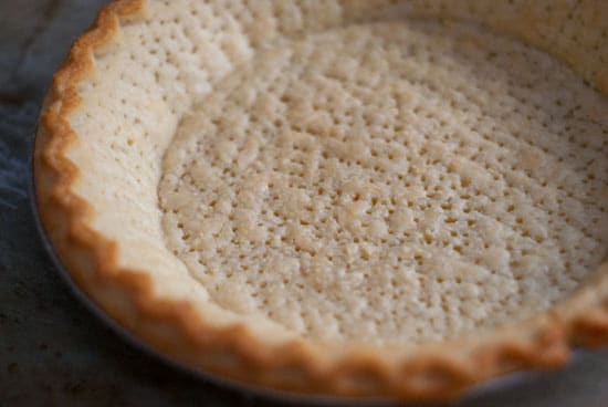Marie Calendar's frozen pre-made pie crust.