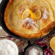 Dutch Baby Pancakes | heatherlikesfood.com