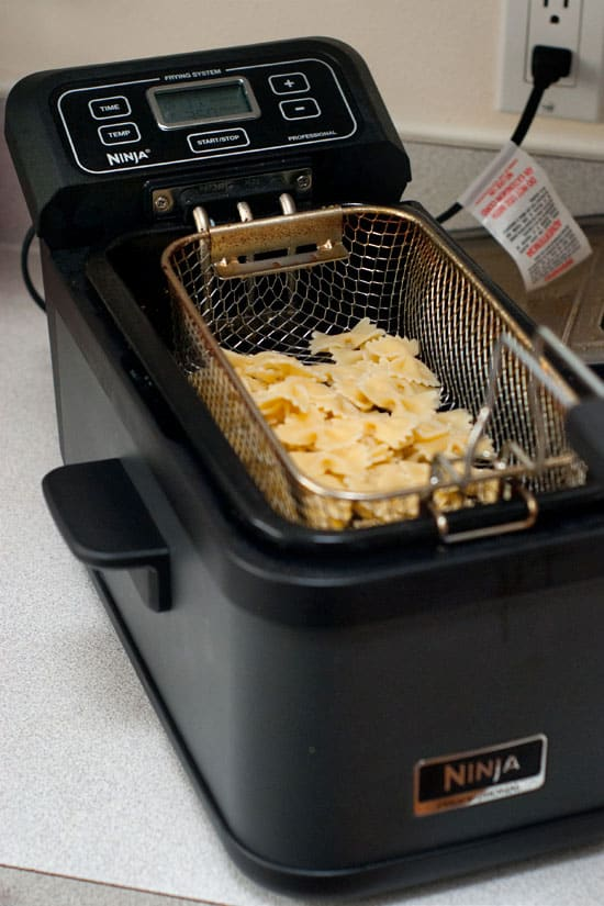Bowtie Pasta Crunchies | heatherlikesfood.com