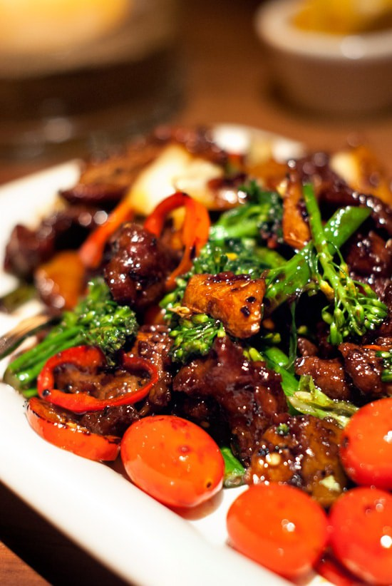 P.F. Chang's Review | heatherlikesfood.com