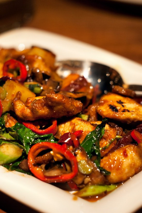 P.F. Chang's Review | heatherlikesfood.com