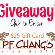 Weekend Eats at P.F. Chang's