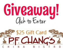 Weekend Eats at P.F. Chang's