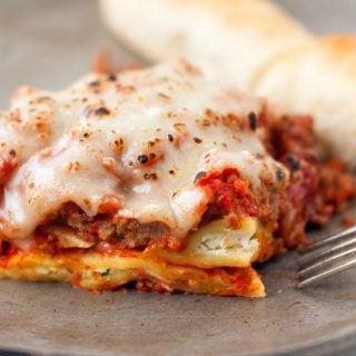 Ravioli Lasagna   heatherlikesfood.com