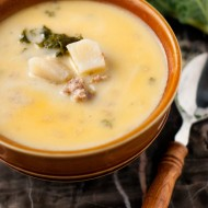 5 Ingredient Zuppa Toscana