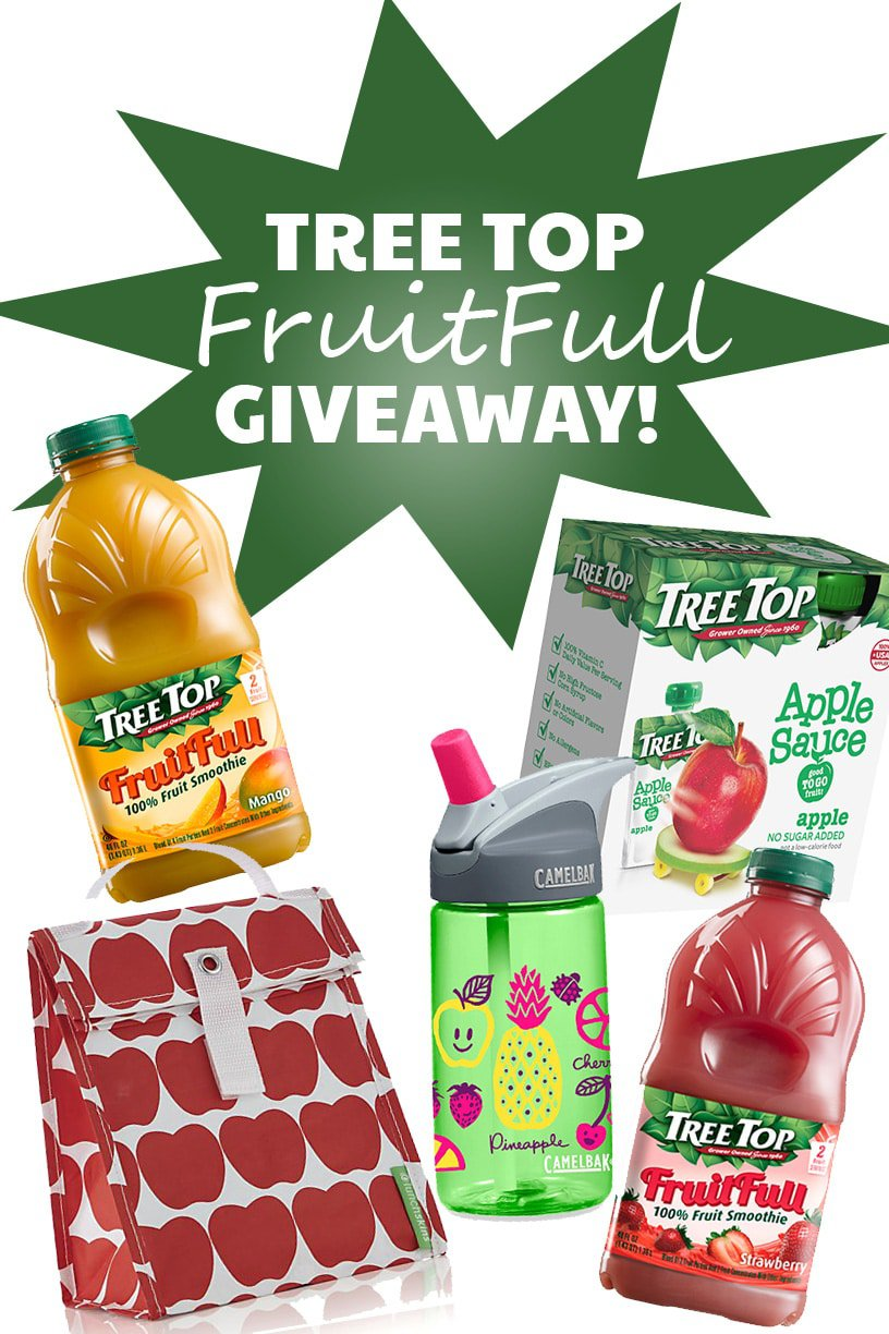 TreeTop Giveaway
