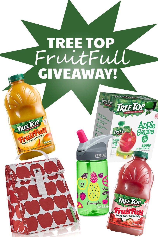 TreeTop Giveaway