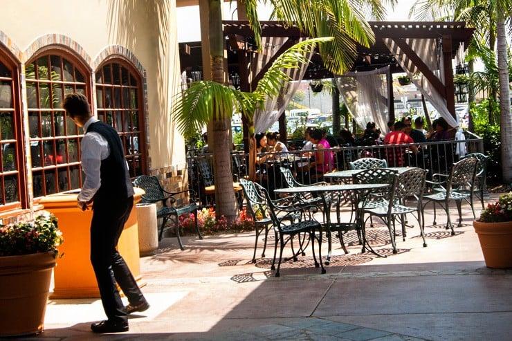 Ayres Inn, Orange California | heatherlikesfood.com