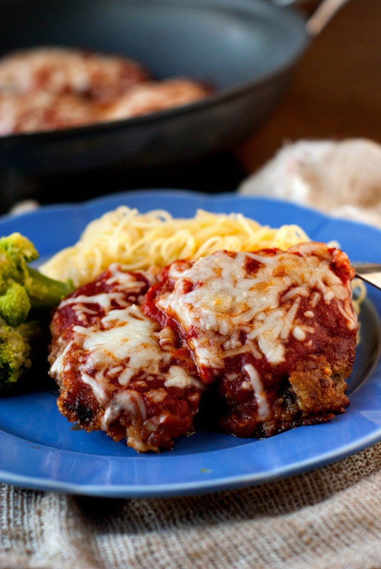 Beef Parmesan | heatherlikesfood.com
