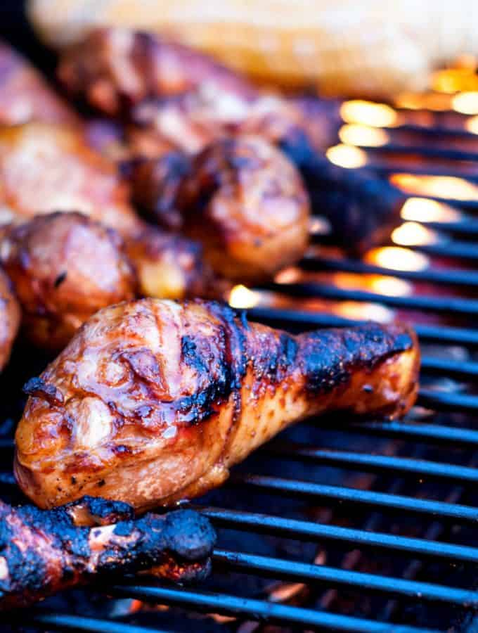 Gorgeous Grilled Chicken