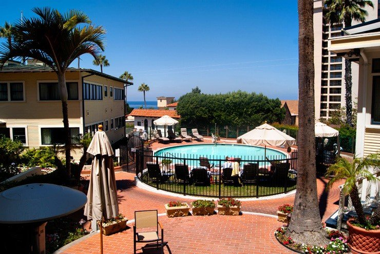 Grande Colonial, La Jolla California Hotel.