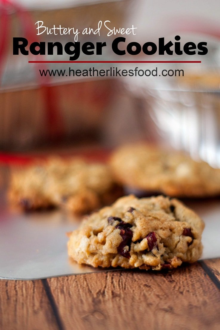 Ranger Cookies | heatherlikesfood.com