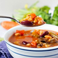 Loaded Vegetable Diet Soup