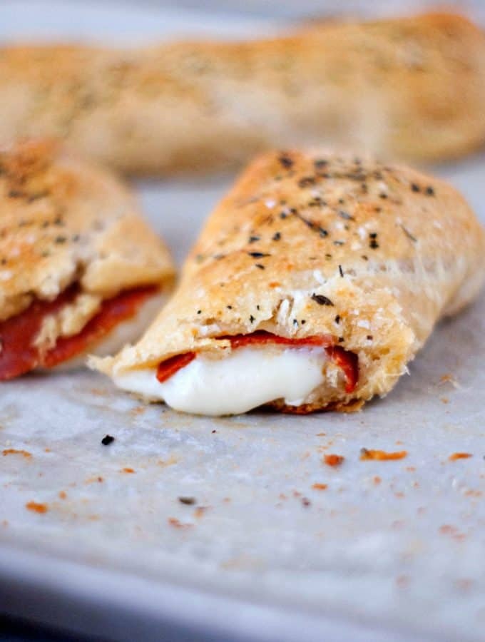 Easy Pizza Sticks